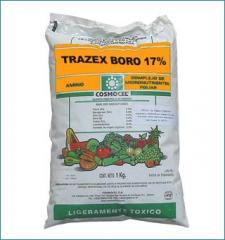Nutriente edáfico Trazex Boro