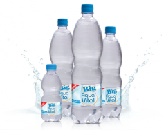 "Agua polable ""Big Aqua Vital"""