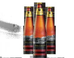 """Cerveza premium """"Tres Cruces"""""""