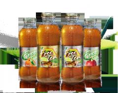 Bebida hecha a base de extracto de té verde y