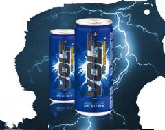 """Bebida energética """"Volt"""""""