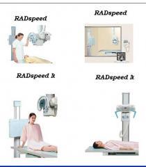 Equipamiento de rayos X