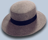 Sombrero Boater
