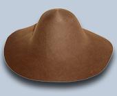 Campanas de lana para sombreros