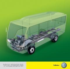 Сhasis de bus Volkswagen