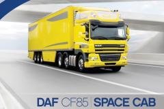 Camiones Daf CF85 Space Cab