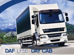 Camiones Daf CF85 LF55 Day Cab