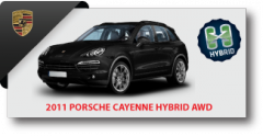 2011 Porsche Cayenne Hybrid AWD