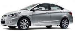 Automóbiles Hyndai Accent