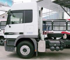 Camiones Mercedes-Benz Actros