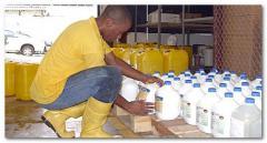 Productos Químicos Línea Hospitalaria