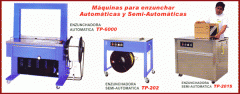 TP-6000  Enzunchadora Automática.