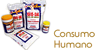 Sal de consumo humano