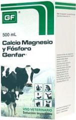 Anticarencial Calcio Magnesio y Fósforo Genfar ®