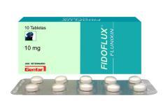 Antiinflamatorio Fidoflux® tabletas Genfar ®