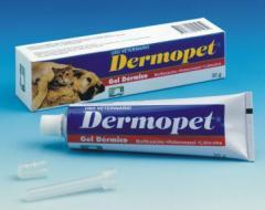 Veterinary medication used in dermatology