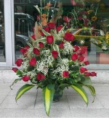 Ramo de Rosas Rojas Aniversario # 3
