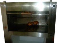 Horno de pollo a gas