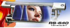VersaArt RS-640 | Impresora-sublimación de Gran Formato