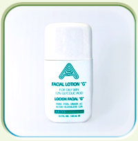 Loción Facial-G 125Ml.