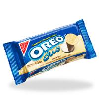 Galletas dulces Oreo Duo