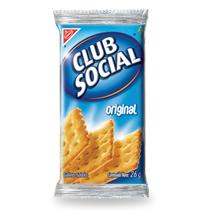Galletas saladas > Club Social regular