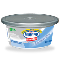 Queso Crema Philadelphia reducido en grasa