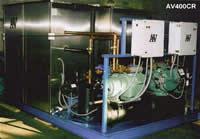 Maquinas de hielo A&V