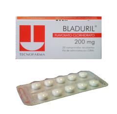 Medicamenta Línea Gineco Urológica  Bladuril®
