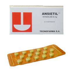 Medicamenta Línea Neurociencias Ansietil®