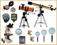 Instrumentos para Laboratorio Línea Konus