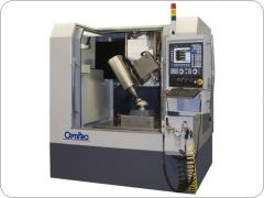 5-Axis Grinding Platform: 10-500 mm Optics