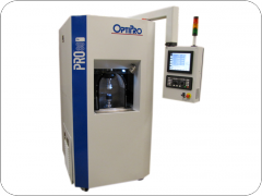 High Speed Spherical Polisher: Up to 80 mm Optics