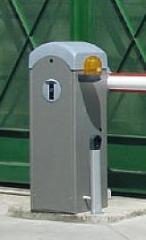 QIK 80EH Barreras automáticas hasta 8 metros.