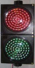 Traffic L Nuevo Luces de señales de tráfico con