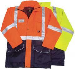 Ropa industrial y ropa impermeable Viniflex
