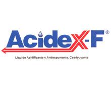 Acondicionadores de agua Acidex F