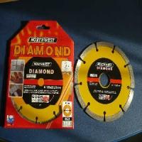 Discos Diamantados segmentados