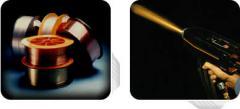 Alambres para Metalización por Arc Spray / Equipos