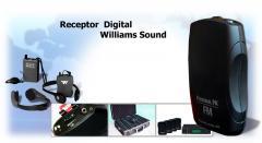 Receptor Digital Williams Sound