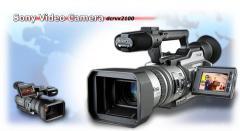 Sony Video Camera dcrvx2100