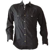 CS-172 Camisa Para Hombre Military Strch Shirt