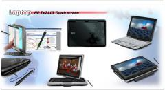 Laptop Hp Tx2113 Touch screen