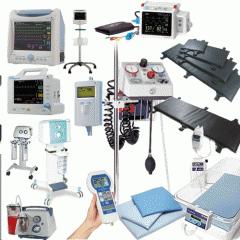 Equipos médicos en la mejores marcas, nuevos y