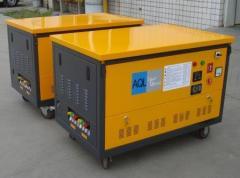 Generadores de electricidad  de marca AQL-Genset