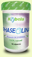 Phaseolina Bloqueador de carbohidratos