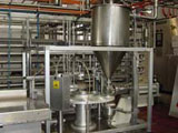 Dosificador de yogurt  - Sistema de dosificación