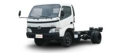 Hino Serie 300: Camiones