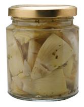 Marinated artichoke