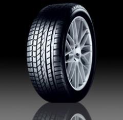 Neumáticos ContiCrossContact UHP